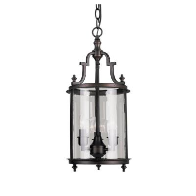 Trans Globe Lighting 8701 ROB Three Light Pendant