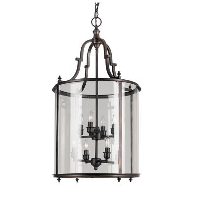 Trans Globe Lighting 8703 ROB Eight Light Pendant