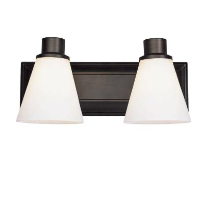 Vanity Light Globes : Trans Globe Lighting - 9692 SN - Two Light Vanity