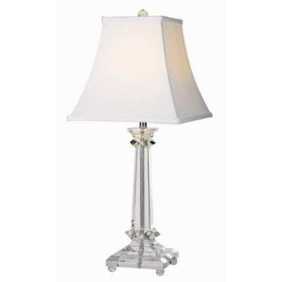 Trans Globe Lighting RTL-100 Lamps & Home Decor - One Light Crystal Table Lamp