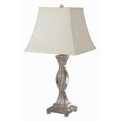 Trans Globe Lighting RTL-136 Lamps & Home Decor - One Light Crystal Table Lamp
