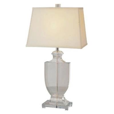 Trans Globe Lighting CRTL-139 Lamps & Home Decor - One Light Crystal Table Lamp