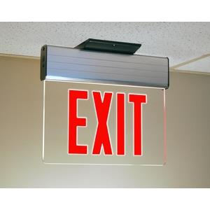 Exit Sign - Multi Surface Mount