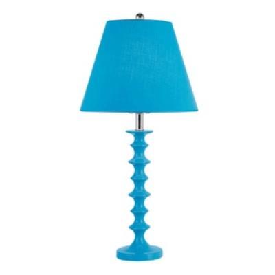 Trans Globe Lighting KDL-550 BK Groovy Kids - One Light Tall Table Lamp