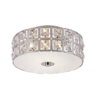 Trans Globe Lighting MDN-1107 Two Light Flush Mount