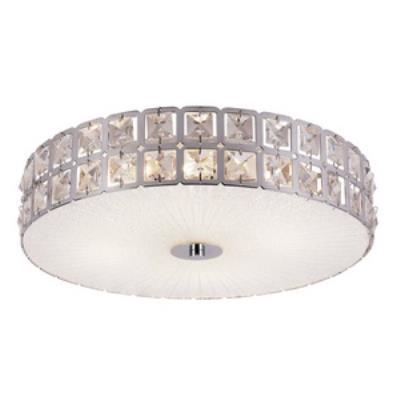 Trans Globe Lighting MDN-1108 Four Light Flush Mount