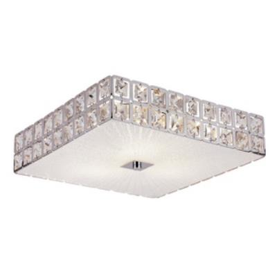 Trans Globe Lighting MDN-1109 Four Light Flush Mount