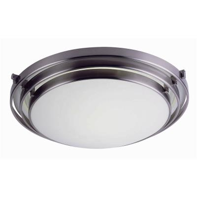 Trans Globe Lighting PL-2483 WH One Light Medium Flush Mount