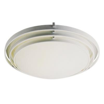 Trans Globe Lighting PL-2483 Energy Efficient - One Light 3-Step Flush Mount
