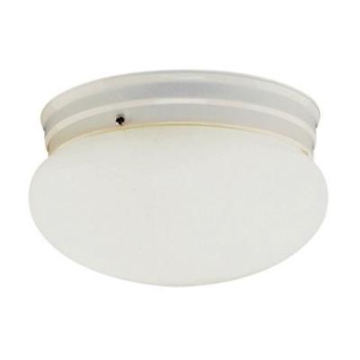 Trans Globe Lighting PL-3620 Mushroom - One Light Globe Wide Flush Mount