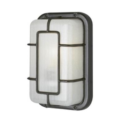 Trans Globe Lighting PL-41101 RT Southwestern - One Light Outdoor Bulkhead