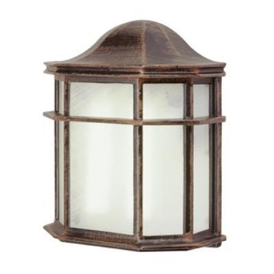 Trans Globe Lighting PL-4484 One Light Outdoor Pocket Wall Lantern