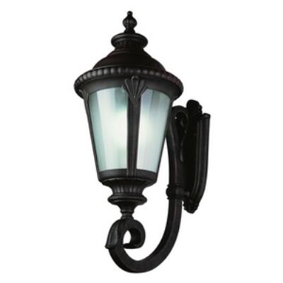 Trans Globe Lighting PL-5042 Stonebridge - One Light Outdoor Coach Wall Lantern