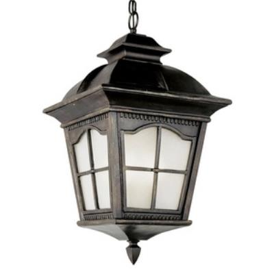 Trans Globe Lighting PL-5421 Chesapeake - One Light Outdoor Hanging Lantern