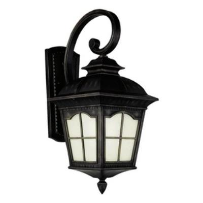 Trans Globe Lighting PL-5429 Chesapeake - One Light Outdoor Wall Lantern