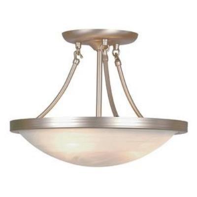 Trans Globe Lighting PL-6210 ROB Three Light Semi-Flush Mount