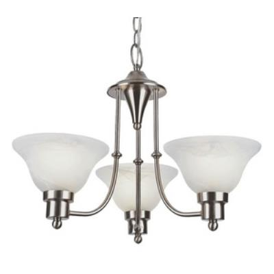 Trans Globe Lighting PL-6544 Payson - Three Light Mini-Chandelier