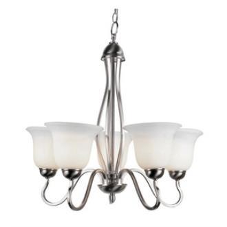 Trans Globe Lighting PL-8165 ROB Farmhouse - Five Light Chandelier