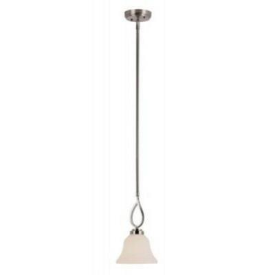 Trans Globe Lighting PL-9550 BN One Light Drop Mini-Pendant