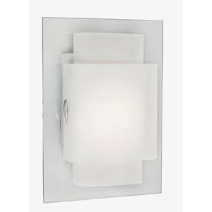 One Light Rectangle Wall Sconce