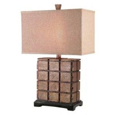 Trans Globe Lighting RTL-8709 One Light Table Lamp