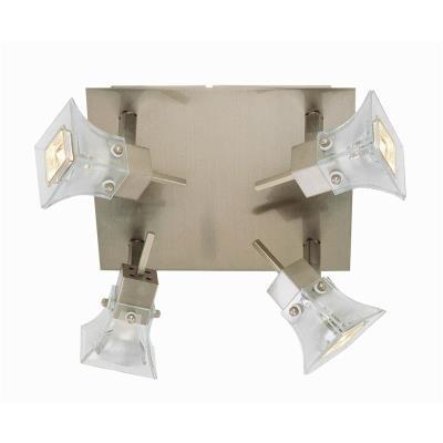 Trans Globe Lighting W-703 BN Four Light Spot