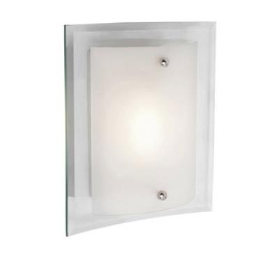 Trans Globe Lighting MDN-1026 Shadow Box - One Light Wall Mount