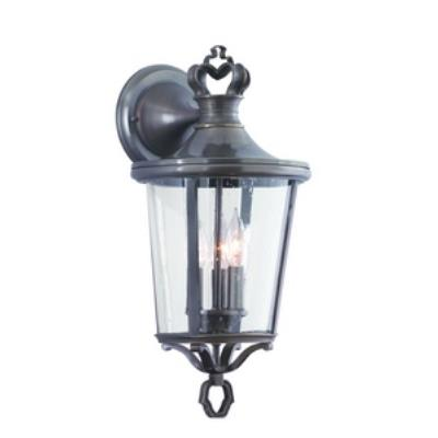 Troy Lighting B1382 Britannia - Three Light Outdoor Medium Wall Lantern