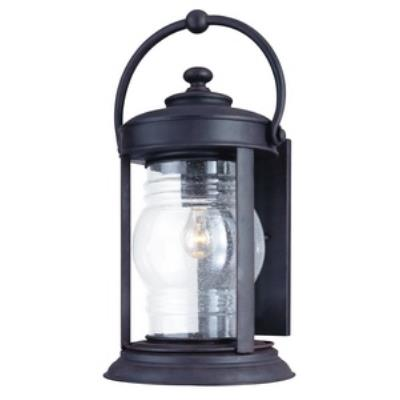 Troy Lighting B1413 Station Square - One Light Outdoor Large Wall Lantern
