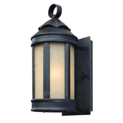 Troy Lighting B1460 Andersons Forge - One Light Outdoor Small Wall Lantern
