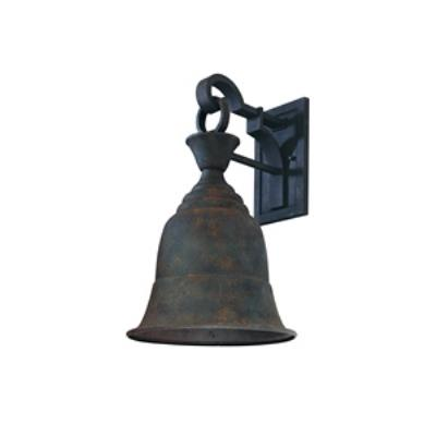 Troy Lighting B2363CR Liberty - One Light Outdoor Large Wall Lantern