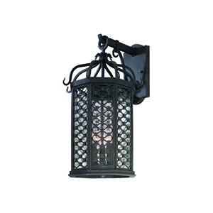 Los Olivos - Three Light Outdoor Medium Wall Lantern