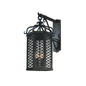 Los Olivos - Four Light Outdoor Large Wall Lantern