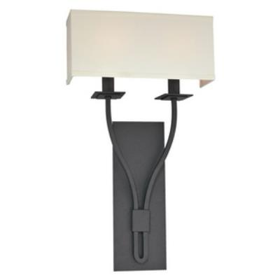 Troy Lighting B2462FB Palladium - Two Light Wall Sconce
