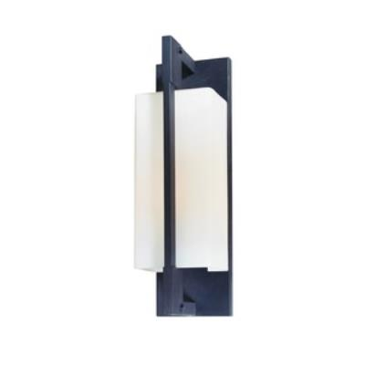 Troy Lighting B4016FI Blade - One Light Outdoor Medium Wall Lantern