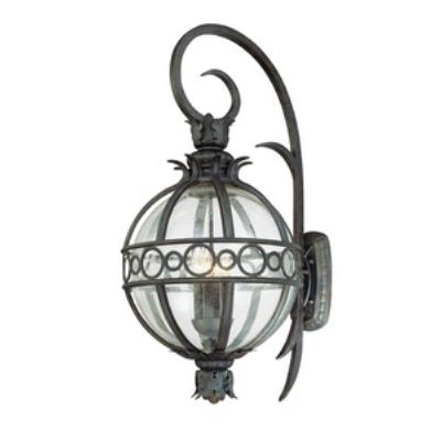 Troy Lighting B5004CB Campanile - Four Light Outdoor Large Wall Lantern