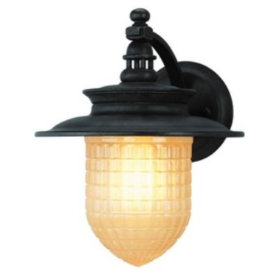Troy Lighting B5081SBZ Quincy - One Light Outdoor Small Wall Lantern
