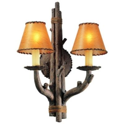 Troy Lighting B8802 Cheyenne - Two Light Wall Sconce