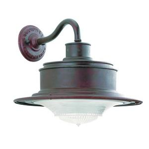 South Street - One Light Outdoor Medium Wall Lantern
