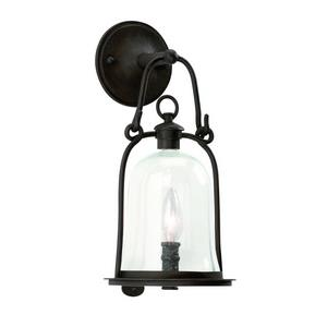 Owings Mill - One Light Outdoor Small Wall Lantern