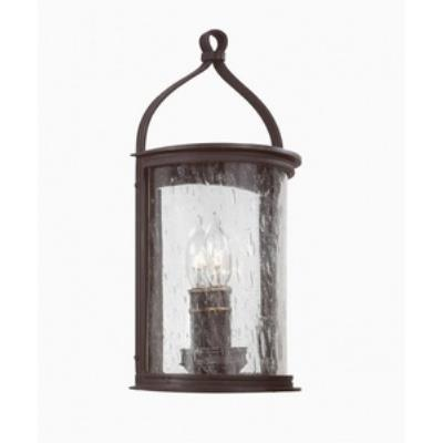 Troy Lighting B9471 Scarsdale - One Light Outdoor Small Pocket Wall Sconce