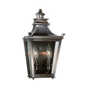 Dorchester - Two Light Outdoor Small Pocket Lantern