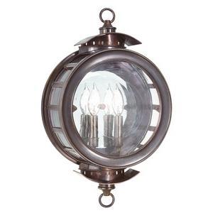 Charleston - Two Light Outdoor Medium Wall Lantern