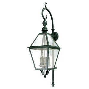 Townsend - Four Light Outdoor Large Wall Lantern