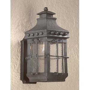 Dover - One Light Outdoor Small Wall Lantern