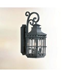 Dover - Three Light Outdoor Medium Wall Lantern