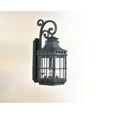 Troy Lighting BCD8974 Dover - Four Light Outdoor Large Wall Lantern