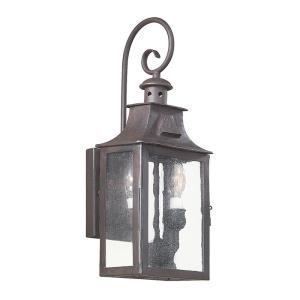 Newton - Two Light Outdoor Small Wall Lantern