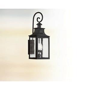 Newton - Three Light Outdoor Large Wall Lantern