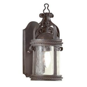 Pamplona - One Light Outdoor Medium Wall Lantern
